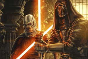 STAR WARS - Knights of the Old Republic Series game preview