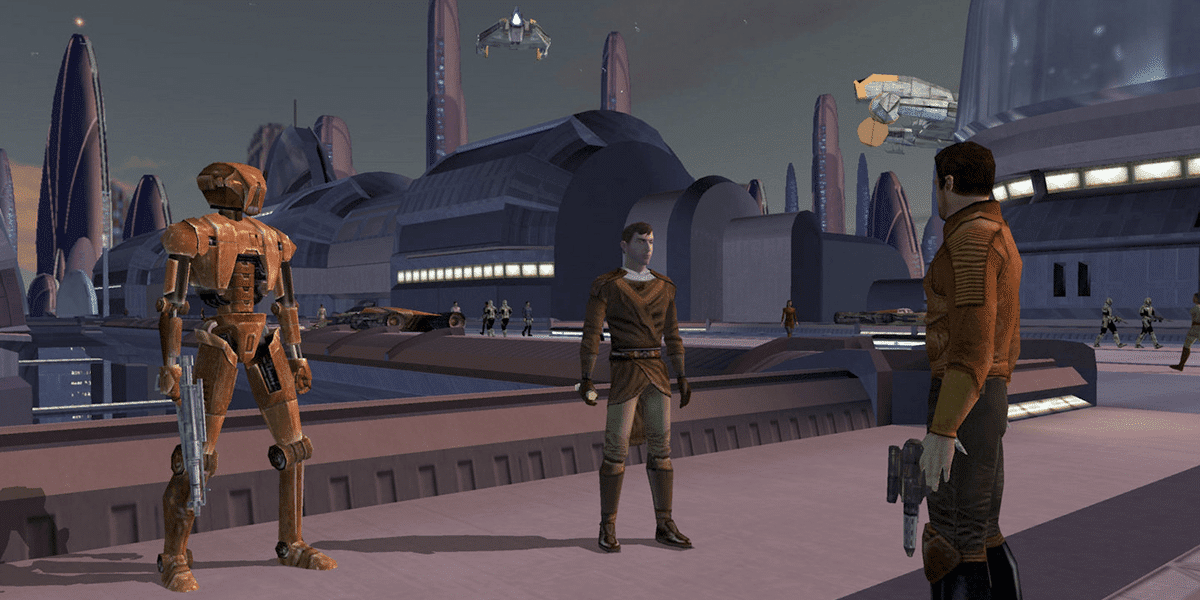 star wars knights of the old republic series