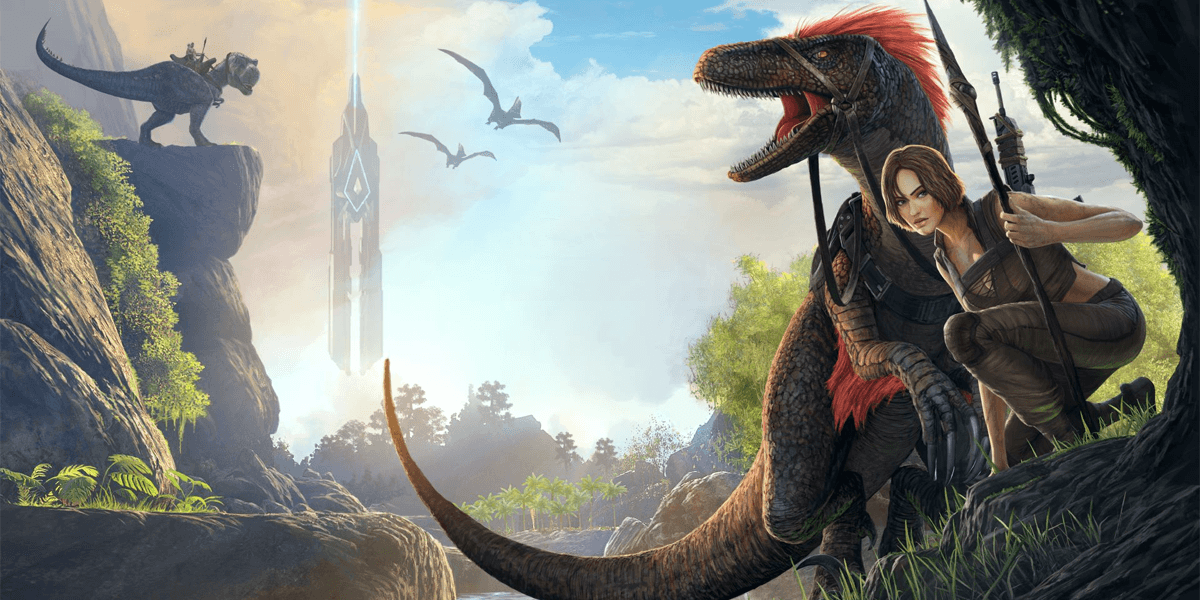 Ark: Survival Evolved Header