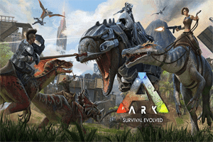 Ark: Survival Evolved game preview