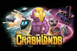 Crashlands game preview