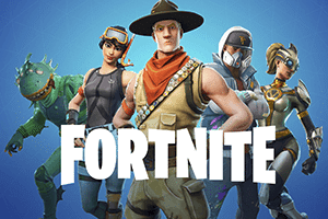 Fortnite game preview