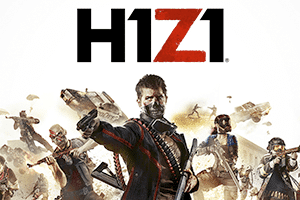 H1Z1 game preview