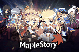 MapleStory game preview