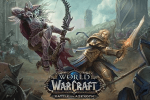 World of Warcraft game preview