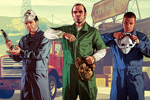 Grand Theft Auto Series game preview