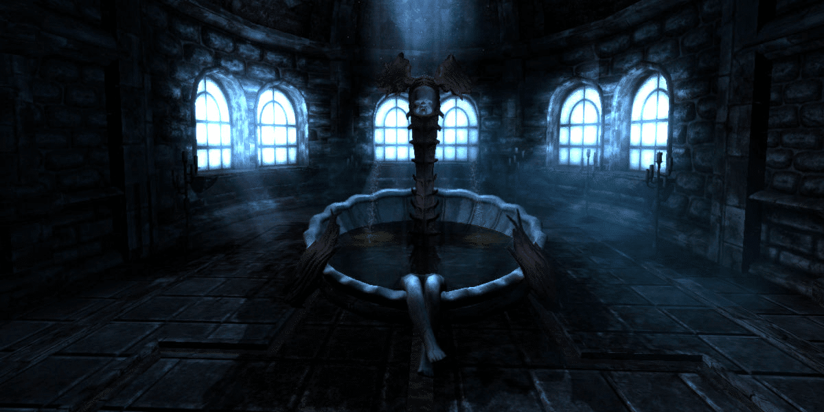 Amnesia: The Dark Descent Header
