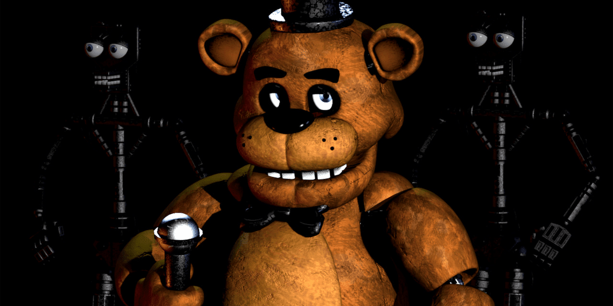 Five Nights at Freddy's Header