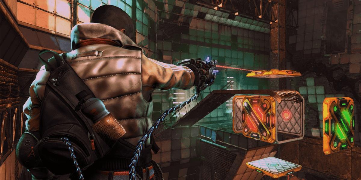 Magrunner: Dark Pulse Header