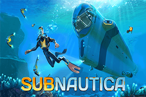 Subnautica game preview