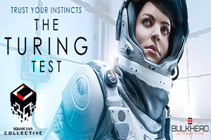 The Turing Test game preview