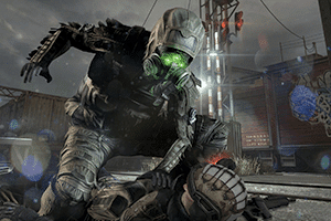 Tom Clancy's Splinter Cell Series game preview