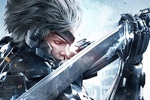 Metal Gear Rising: Revengeance game preview