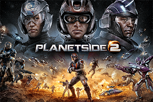 PlanetSide 2 game preview