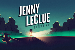 Jenny LeClue - Detectivu game preview