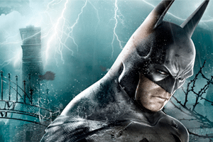 Batman: Arkham Asylum game preview