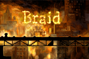 Braid game preview