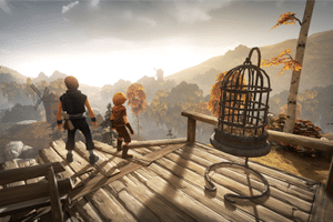 Brothers - A Tale of Two Sons game preview