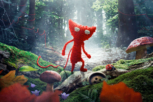 Unravel game preview
