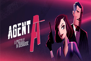Agent A: A Puzzle in Disguise game preview