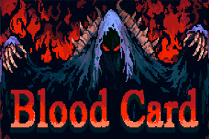 Blood Card game preview