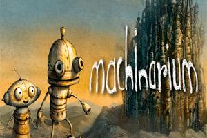 Machinarium game preview