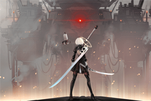 NieR: Automata game preview