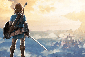 Legend of Zelda: Breath of the Wild game preview