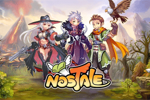 NosTale game preview