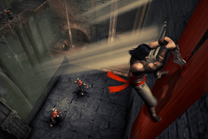 Prince of Persia: The Sands of Time game preview