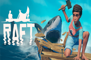 Raft game preview