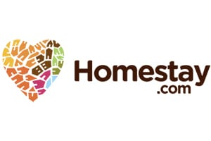 Homestay site preview