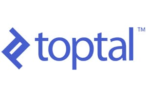 Toptal site preview