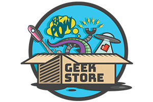 GeekStore site preview
