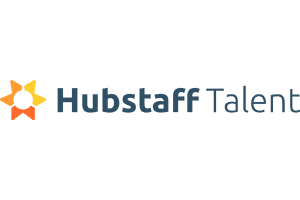 Hubstaff Talent site preview