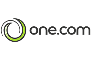 One.com Website Builder site preview