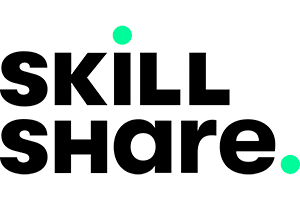 SkillShare site preview